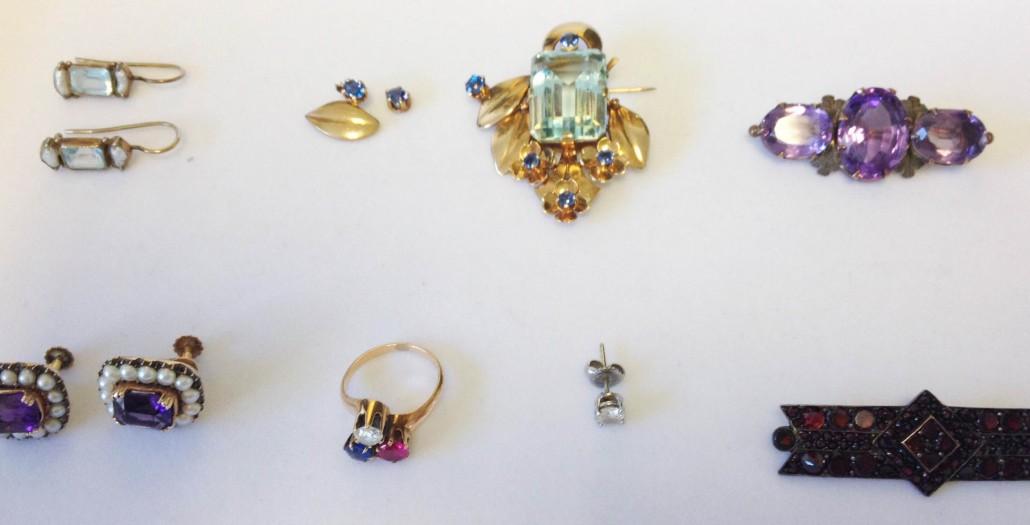 Raw materials for custom made bracelets