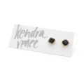 Onyx earrings by Kendra Renee