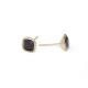 Gold Stud Earrings by Kendra Renee