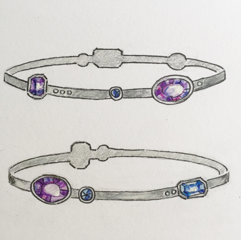 Kendra Renee Jewelry | The Custom Jewelry Process