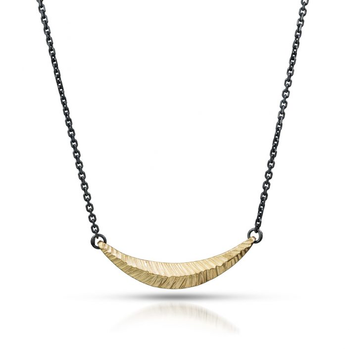 14K gold necklace by Kendra Renee